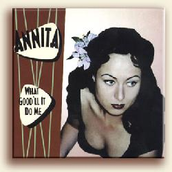 Annita Langereis and The Starbombers- The Honeymoon's over