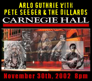 Arlo Guthrie, Pete Seeger and The Dillards - Do Re Mi