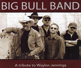 Big Bull Band - T for Texas