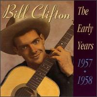 Bill Clifton - Dixie Darlin' en Friend of Yesterday