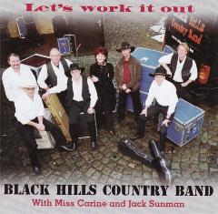 Black Hills Country Band - Let's work it out