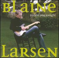 Blaine Larsen - I don't know what she said