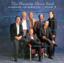 Bluegrass Album Band - Instrumentals