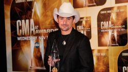 Award Winner Brad Paisley