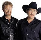 Kix Brooks and Ronnie Dunn-Three times Award winners