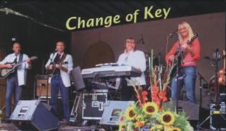 Change of Key