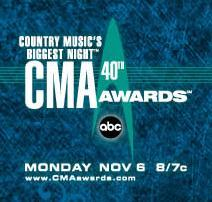 Tonight Country Music Award Nominees