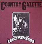Country Gazette - Teach Your Children
