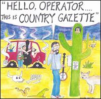 Country Gazette - Blue Light
