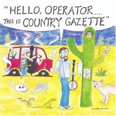 Country Gazette - Still Feeling Blue