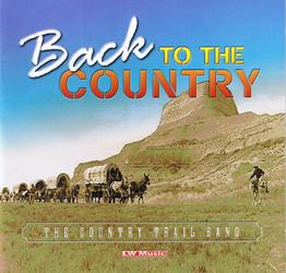 Wim Pols and The Country Trail Band - Long Black Train
