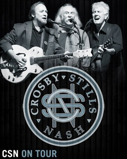 Crosby Stills and Nash on Tour 2009