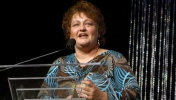 Dale Ann Bradley - Receives 2008 IBMA Award