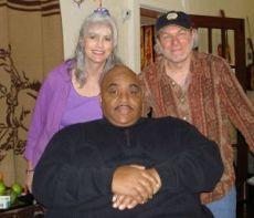 Solomon Burke met Emmylou Harris en Buddy Miller