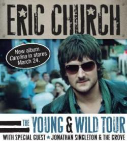 Eric and Jonathan - Young and Wild Tour