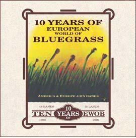 10 Years of European World of Bluegrass