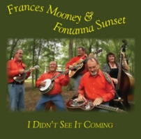 Frances Mooney an Fontana Sunset - I Didn't See It Coming