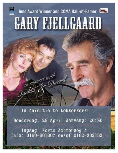 Gary Fjellgaard - Under Western Skies