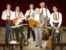 Cor Sanne, Joost van Es & The Bluegrass Boogiemen