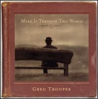 Greg Trooper - Green Eyed Girl
