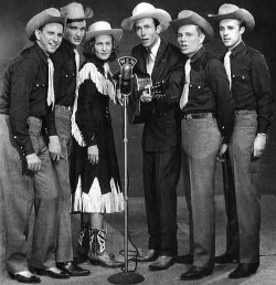 Hank Williams and His Drifting Cowboys