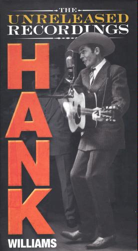 Hank Williams - The Unreleased Recordings - Blue Eyes Crying in the Rain