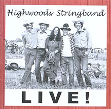 The Highwoods Stringband