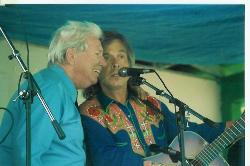 Jack Cooke and Jim Lauderdale (courtesy Lauderdale's Fanclub)