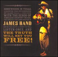James Hand - Live at Newland Klaaswaal on Nov. 11