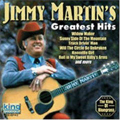 Jimmy Martin and The Sunny Mountain Boys - Keep on the Sunny Side of the Mountain