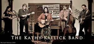 The  Kathy Kallick Band (photo copyright Michael Melnyk 2009)