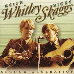 Keith Whitley and Ricky Skaggs - Don't Cheat in Our Hometown