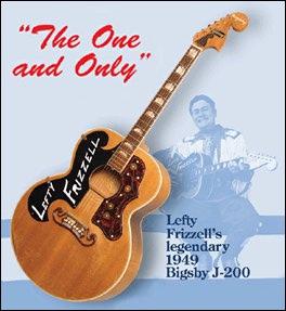 Lefty's Old Guitar