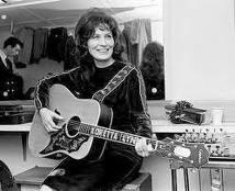 Loretta Lynn in de Grand Ole Opry in 1966