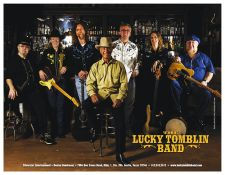 Lucky Tomblin Band - Ain't No Piece of Cake