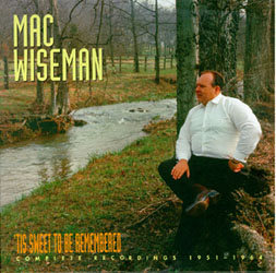 Mac Wiseman - Little White Church