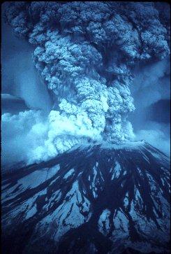 Mount St Helens Blast