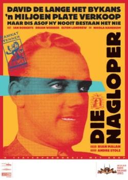 Poster Nagloper - Dawie de Lang
