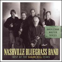 The Nashville Bluegrass Band - Travelin' Railroad Man Blues