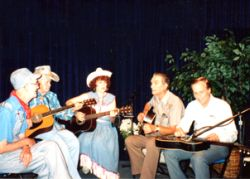 Otis Roy en Pelope Torribo c.s.- Jimmie Rodgers Songs