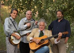 The Peter Rowan Bluegrass Band