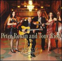 Peter Rowan en Tony Rice - Walls of Time