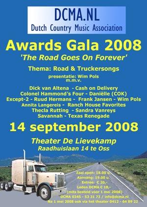 DCMA Award Gala 2008