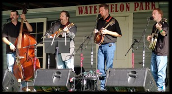 Randy Waller and The Country Gentlemen - Southbound Train