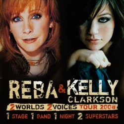 Reba and Kelly - Because of You