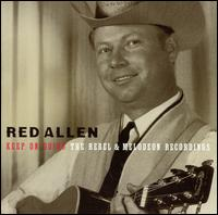 Red Allen - Keep on Going