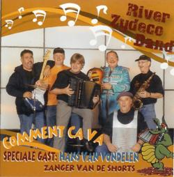 The River Zydeco Band - Come and Get Yourself Some