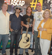 Rodney Atkins at the #1 Party at ASCAP
