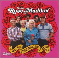Rose Maddox and the Vern Williams Band - Philadelphia Lawyer