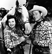 Roy Rodgers and Dale Evans - Happy Trails